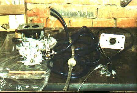 схема карбюратора микуни